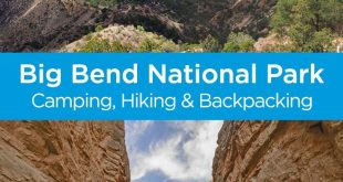 Big Bend National Park Hiking, Backpacking, and Camping