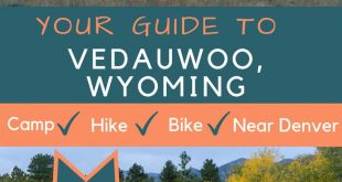 Weekend Getaways Near Denver: Camping in Vedauwoo, Wyoming