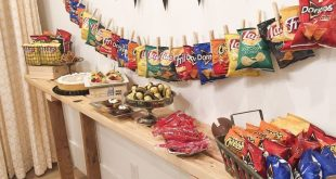 16 Creative Ideas for Hosting Party in Small Spaces