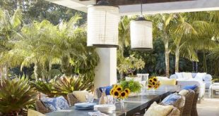 House Tour: Malibu Meets The Mediterranean At This Airy Oasis