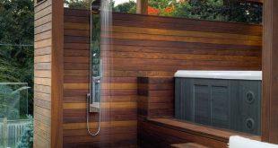 toronto outdoor shower fixtures with contemporary rain panels patio and deck rai...