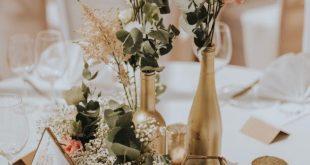 139 Ideen für eure Hochzeitsdeko - Die schönsten Inspirationen von der Trauung bis zur Tischdeko
