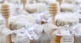 25 Honigglas begünstigt 2 oz. Hochzeitsbevorzugungen Party Favors