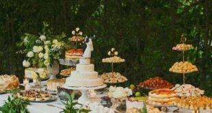 4 Tipps zum Stylen eines Hochzeitstisches und 25 Ideen - #eines #Hochzeitstische...