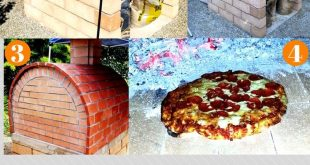 Free plans for a brick outdoor pizza oven. I have designed this backyard pizza o...