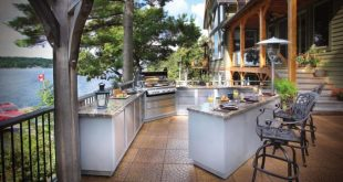 Pictures of Outdoor Kitchens: Gas Grills, Cook Centers, Islands & More