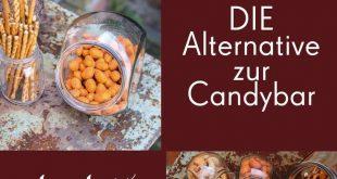 Eine der schönsten Alternativen zur Candybar: Die #Saltybar ! Wer sich von unse