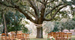Florida Citrus Inspired Vintage Styled Wedding Shoot