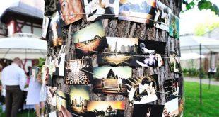 Fotogirlanden, ein Dekorationshighlight