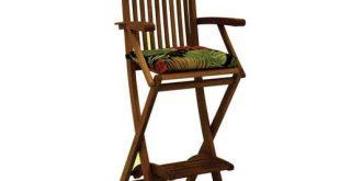 Indoor/Outdoor Barstool Cushion