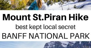 Mount St. Piran Hike, Banff National Park