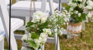 Rustikale Hochzeit: 80 Dekorationsideen, Fotos und DIY
