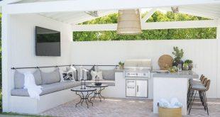 Sneak a Peek at the Most Gorgeous Backyard Oasis