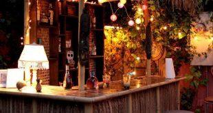 13+ Kreative Bar-Ideen für den Garten