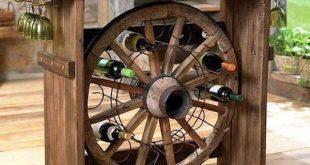 15 Coole und preiswerte DIY-Weinbars