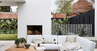 15 Cozy And Comfortable Home Outdoor Design With Sitting Area