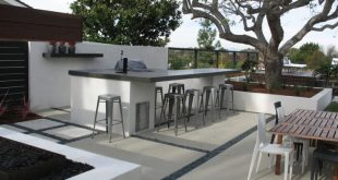 20 Moderne Outdoor Bar Ideen Zu Unterhalten!