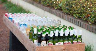 26 Super Cool Preiswerte Outdoor Bars für Ihr Zuhause #paletten #wien #budapest...
