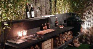 30 Regeln für Outdoor-Kücheninspiration Genießen Sie eine schöne Kochzeit