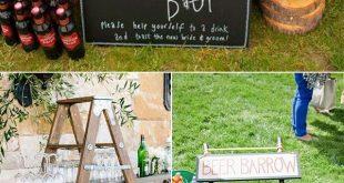 30+ atemberaubende Hochzeitsideen im Freien zu lieben - Seite 2 von 2 outdoor wedding