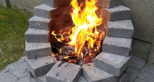 31 Easy and Cheap Fire Pit and Backyard Landscaping Ideas