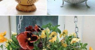 39 einzigartige und kreative Gartencontainer Ideen, an die Sie nie gedacht haben