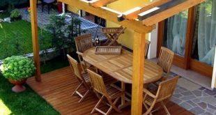 48 Hinterhof Veranda Ideen auf einem Budget Terrasse Makeover Außenräume am be...