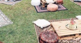 55+ Trendy garden party summer night picnics
