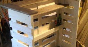 70 Ideen für Möbel aus Paletten und andere schlaue Ideen!