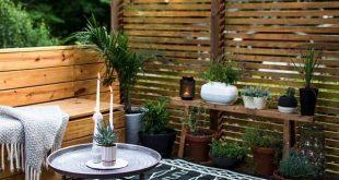 8 Außenbereiche, die Ihre eigene kleine Raumoase inspirieren