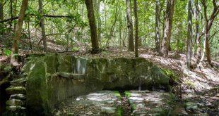 Angel Falls Trail: Hiking Lake Rabun Beach to double waterfalls