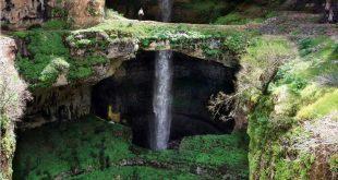 Balaa Sinkhole, Lebanon