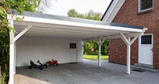 Carport, Vordach, Terrasse oder Gartenhaus - Contract-Vario