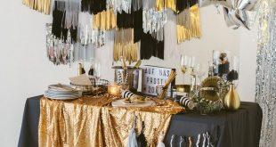 Deko und Stylingideen für Eure Silvesterparty!