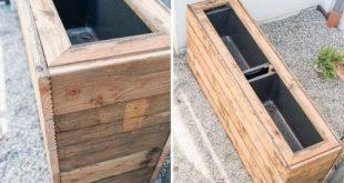 Do-it-yourself-Inspiration für eine Renovierung der Terrasse im Schatten mit