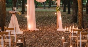 Dusty Rose and Burgundy Wedding Arch Chiffon Panels, Canopy Draping, Chuppah Drapes