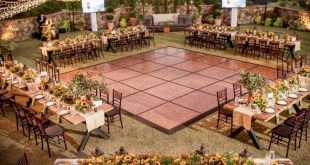 Erstellen Sie eine Hochzeit im Freien Ideen, auf die Sie stolz sein können