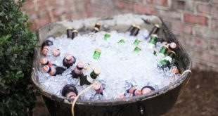 Having a summer party that looks like a million bucks doesn't have to mean spend...