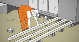 Holzterrasse bauen – Schritt für Schritt
