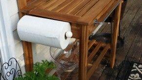 Ideen für kreatives Patio / Außenbereich die Sie in Ihrem # Outdoorbar-Garten ...