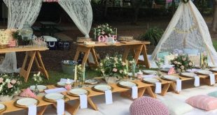 Kindergeburtstag Deko und Tipps für eine Party im Freien – 70+ tolle Ideen für die Gartenparty