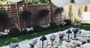 Langer Tisch für Party im Freien | 8 Must-Haves für Outdoor-Unterhaltung in di...