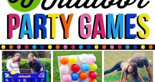 Outdoor Games For Entire Family
