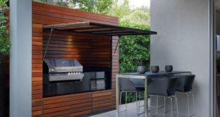 Outdoor Küchenmöbel - Genießen Sie das gute Essen in der Gartenküche