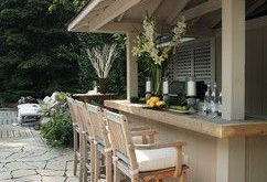 Outdoor oasis - traditional - patio - toronto - Jacqueline Glass and Associates