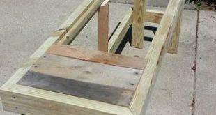 Palettenholz oben Bar  #palettenholz,