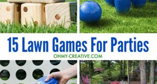 The Best 15 Outdoor Yard Games For Your Next Party