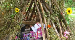 The Fairy Den. All children need one. I need to build this for my Grandson. But ...