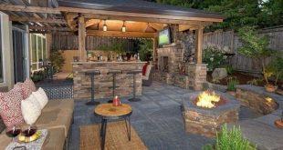 Über 50 Outdoor-Bar-Ideen für Outdoor-Projekte