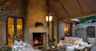 outdoor living room!
